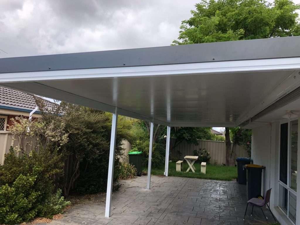 Flat Solarspan Roof 2